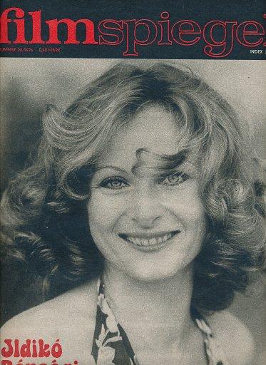 Filmspiegel Nr.20/1976  DDR-Zeitschrift
