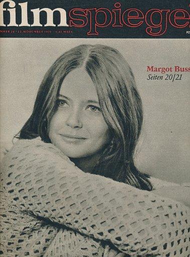 Filmspiegel Nr.24/1972  DDR-Zeitschrift