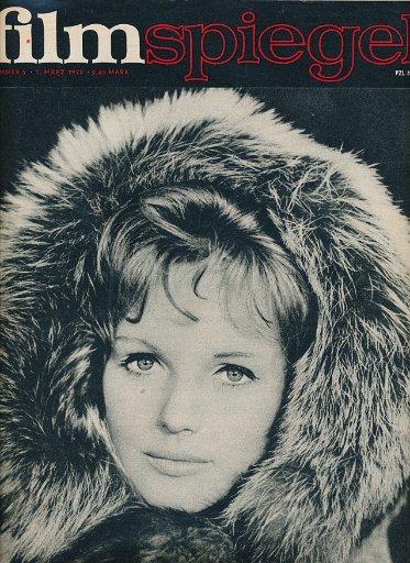 Filmspiegel Nr.5/1972  DDR-Zeitschrift