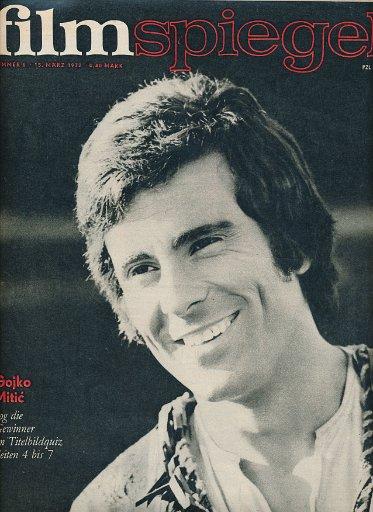 Filmspiegel Nr.6/1972  DDR-Zeitschrift