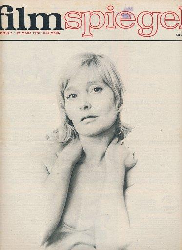 Filmspiegel Nr.7/1972  DDR-Zeitschrift