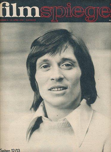 Filmspiegel Nr.8/1976  DDR-Zeitschrift