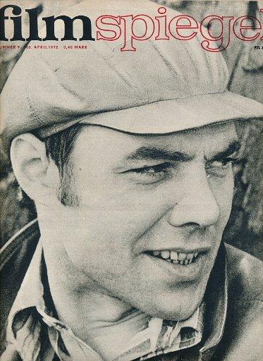 Filmspiegel Nr.9/1972  DDR-Zeitschrift