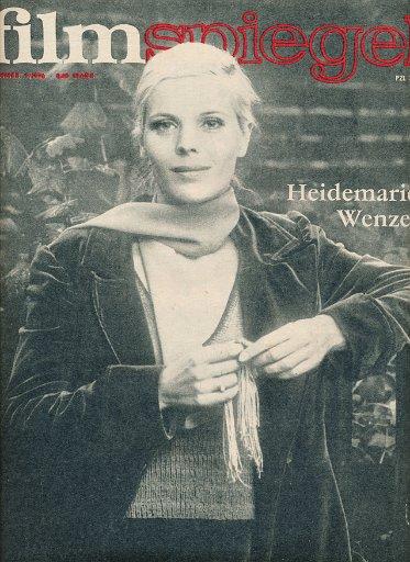 Filmspiegel Nr.9/1976  DDR-Zeitschrift