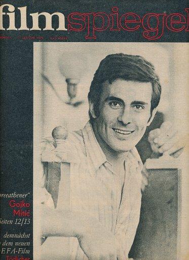 Filmspiegel Nr.1/1970  DDR-Zeitschrift