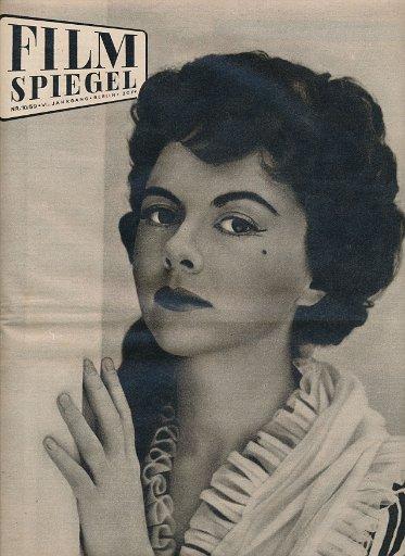 Filmspiegel Nr.10/1959  DDR-Zeitschrift