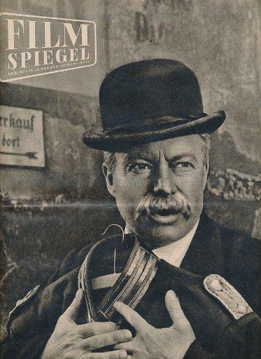 Filmspiegel Nr.6/1957  DDR-Zeitschrift