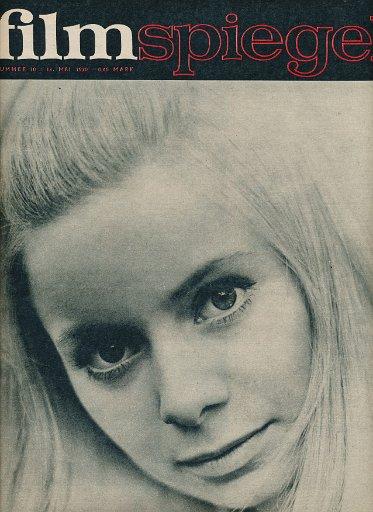 Filmspiegel Nr.10/1970  DDR-Zeitschrift