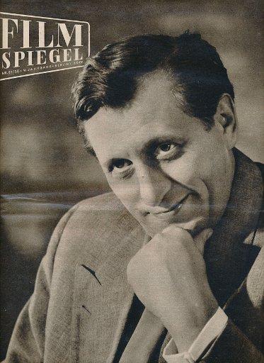 Filmspiegel Nr.11/1958  DDR-Zeitschrift
