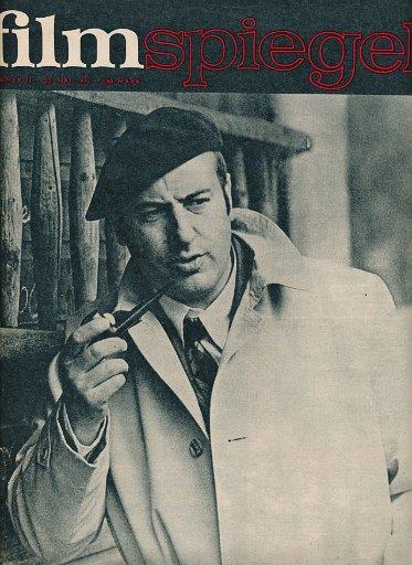 Filmspiegel Nr.11/1970  DDR-Zeitschrift