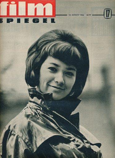 Filmspiegel Nr.17/1966  DDR-Zeitschrift