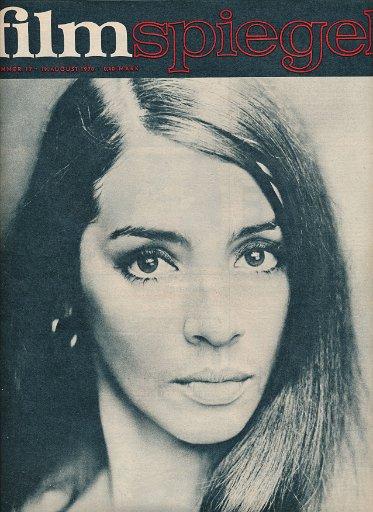 Filmspiegel Nr.17/1970  DDR-Zeitschrift