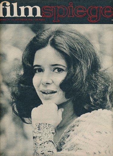 Filmspiegel Nr.19/1970  DDR-Zeitschrift