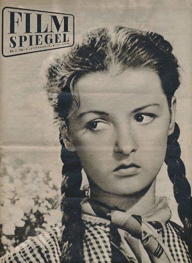 Filmspiegel Nr.2/1958  DDR-Zeitschrift