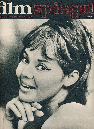Filmspiegel Nr.21/1970  DDR-Zeitschrift