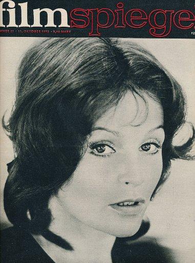 Filmspiegel Nr.21/1972  DDR-Zeitschrift
