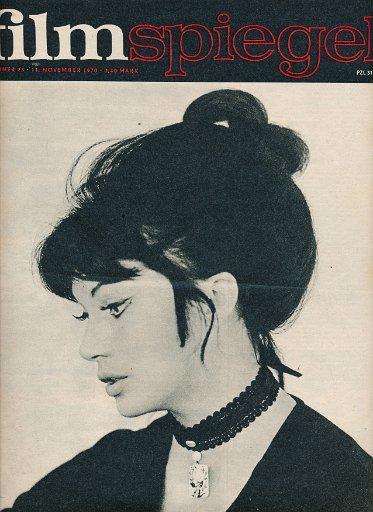 Filmspiegel Nr.22/1972  DDR-Zeitschrift