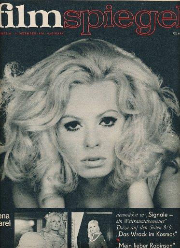 Filmspiegel Nr.24/1970  DDR-Zeitschrift