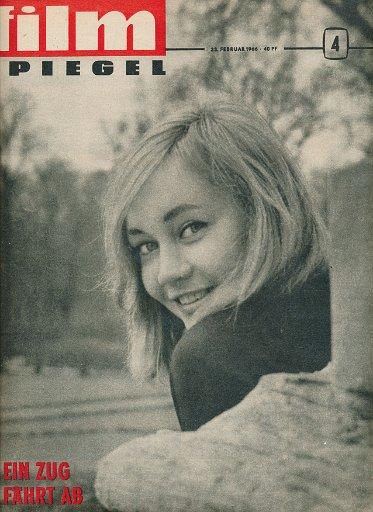 Filmspiegel Nr.4/1959  DDR-Zeitschrift