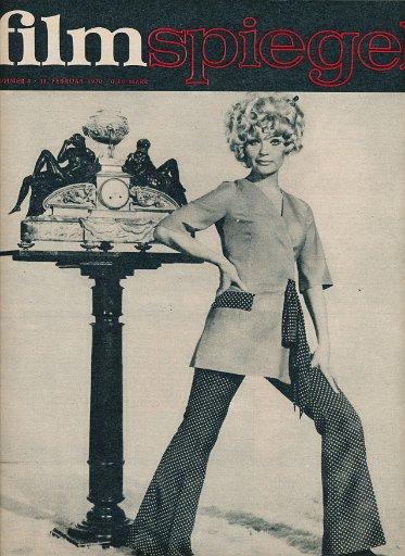 Filmspiegel Nr.4/1966  DDR-Zeitschrift