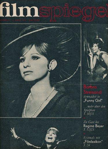Filmspiegel Nr.4/1970  DDR-Zeitschrift