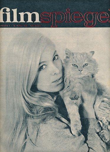 Filmspiegel Nr.6/1959  DDR-Zeitschrift