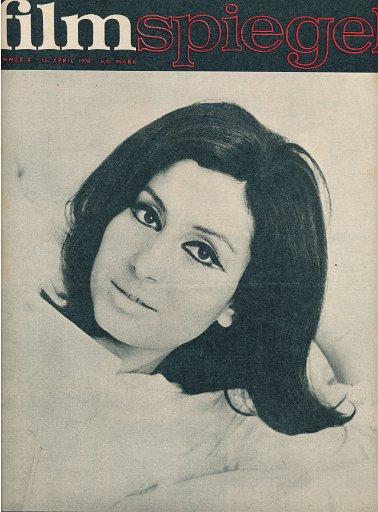 Filmspiegel Nr.25/1959  DDR-Zeitschrift