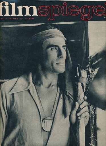Filmspiegel Nr.9/1970  DDR-Zeitschrift