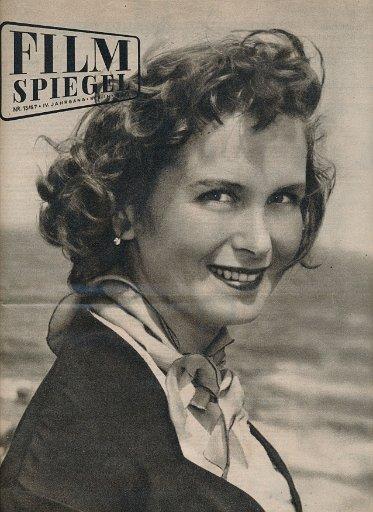Filmspiegel Nr.13/1957  DDR-Zeitschrift