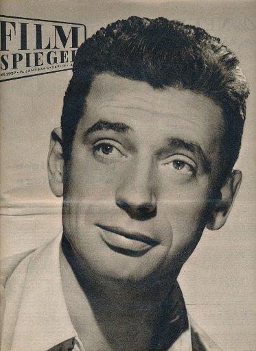 Filmspiegel Nr.21/1957  DDR-Zeitschrift