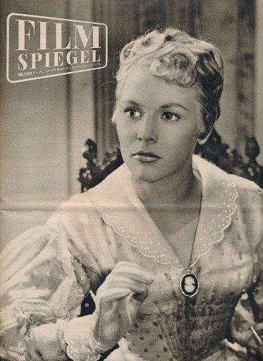 Filmspiegel Nr.25/1957  DDR-Zeitschrift