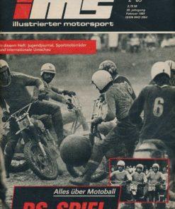 Illustrierter Motorsport 2/1989  DDR-Zeitschrift
