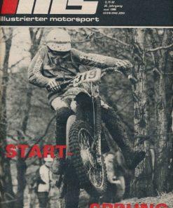Illustrierter Motorsport 5/1986  DDR-Zeitschrift