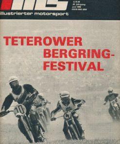 Illustrierter Motorsport 6/1986  DDR-Zeitschrift
