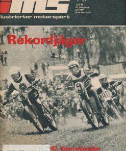Illustrierter Motorsport 7/1987  DDR-Zeitschrift