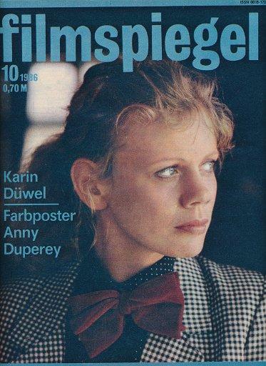 Filmspiegel Nr.10/1986  DDR-Zeitschrift