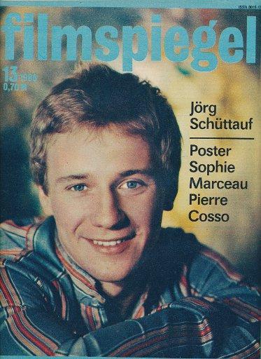 Filmspiegel Nr.13/1986  DDR-Zeitschrift