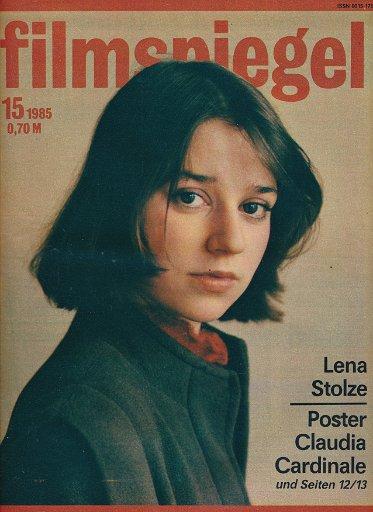 Filmspiegel Nr.15/1985  DDR-Zeitschrift