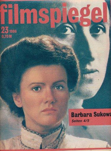 Filmspiegel Nr.23/1986  DDR-Zeitschrift