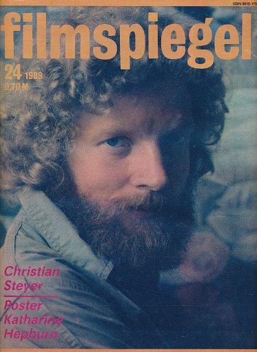 Filmspiegel Nr.24/1989  DDR-Zeitschrift