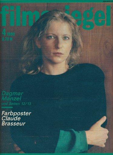 Filmspiegel Nr.4/1990  DDR-Zeitschrift