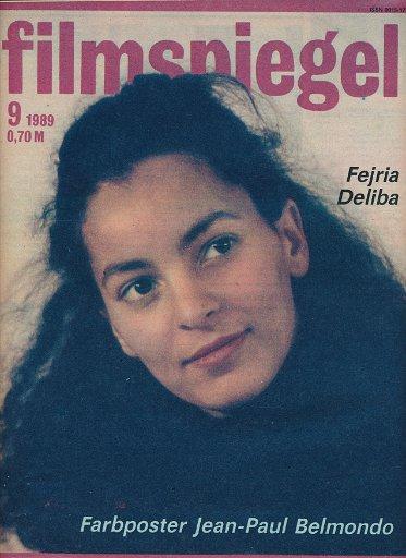 Filmspiegel Nr.9/1989  DDR-Zeitschrift