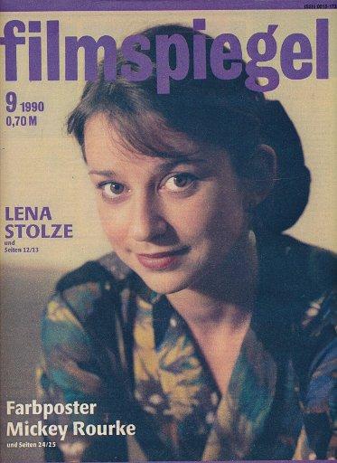 Filmspiegel Nr.9/1990  DDR-Zeitschrift