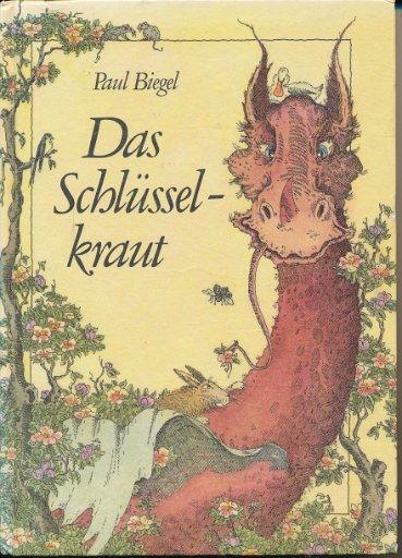 Das Schlüsselkraut  DDR-Buch