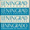 32 Ansichtskarten Leningrad