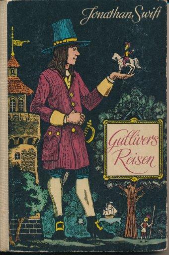 Gullivers Reisen  DDR-Buch