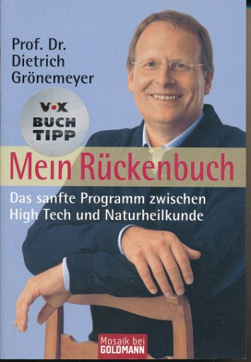 Mein Rückenbuch