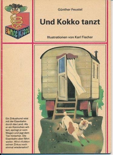 Und Kokko tanzt  DDR-Buch