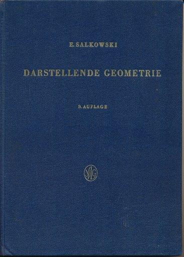 Darstellende Geometrie  DDR-Buch