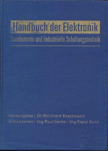 Handbuch der Elektronik